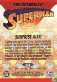 Return of Superman - Surprise Ally!