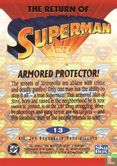 Return of Superman - Armored Protector!