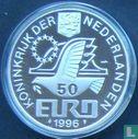 """Nederland 50 euro 1996 """"Constantijn Huygens"""" - Afbeelding 1"""