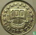 Nederland 100 centecu 1992 - Afbeelding 1