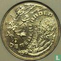 Nederland 100 centecu 1992 - Afbeelding 2