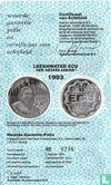 "Nederland 25 ecu 1993 ""Leeghwater"" - Afbeelding 3"