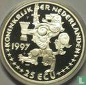 "Nederland 25 ecu 1997 ""Johan Maurits van Nassau"" - Afbeelding 1"