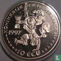 "Nederland 10 ecu ""300 jaar Nederland-Rusland"" - Afbeelding 1"
