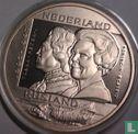 "Nederland 10 ecu ""300 jaar Nederland-Rusland"" - Afbeelding 2"