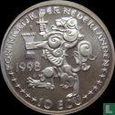 "Nederland 10 ecu 1998 ""Willem Drees"" - Afbeelding 1"