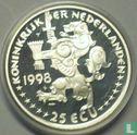 "Nederland 25 ecu 1998 ""Willem Drees""  - Afbeelding 1"