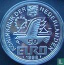 """Nederland 50 euro 1998 """"M.C. Escher"""" - Afbeelding 1"""
