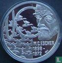 """Nederland 50 euro 1998 """"M.C. Escher"""" - Afbeelding 2"""