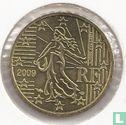 France - France 10 cent 2009
