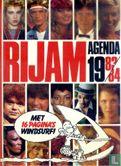 Rijam agenda 1983/84 - Afbeelding 1