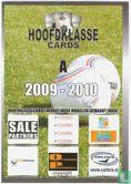 Hoofdklasse A verzamelalbum 2009/2010 - Arjan van Heusden