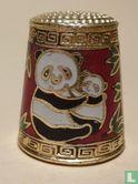 Vingerhoed - Cloisonnè - Image 1