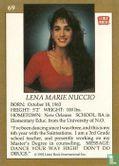 Lena Marie Nuccio - New Orleans Saints - Afbeelding 2