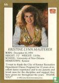 Kristine Lynn Mauterer - New Orleans Saints - Afbeelding 2