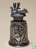 Alsace (F) - Ooievaars op nest - Image 1