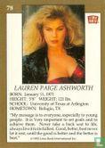 Lauren Paige Ashworth - Dallas Cowboys - Afbeelding 2