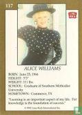 Alice Williams - Dallas Cowboys - Afbeelding 2
