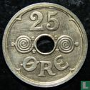 Danemark - Danemark 25 øre 1934