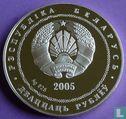 "Belarus 20 rubles 2005 (PROOF) ""Tennis"" - Image 1"