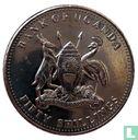 Uganda (Oeganda) - Uganda 50 shillings 1998