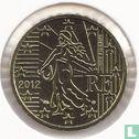 France - France 10 cent 2012