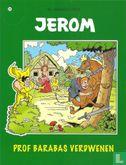 Jérôme - Prof Barabas verdwenen