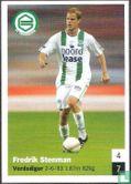 Albert Heijn - FC Groningen: Fredrik Stenman