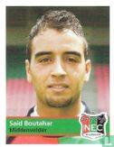 Eredivisie - NEC: Said Boutahar