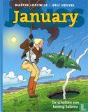 January Jones - De schatten van koning Salomo