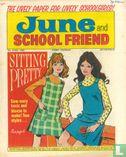 Bessie Turf - June and School Friend 430