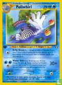 English)2001) Wizards - Neo Discovery (1st Edition) - Poliwhirl