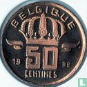 België - België 50 centimes 1992 (FRA)