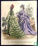 Deux dames au jardin (1849-1853) - 1086B - Bild 1