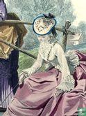 Jeune fille à la pèche et maman (1849-1853) - 1107B - Afbeelding 3