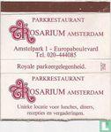 Parkrestaurant Rosarium - Amsterdam - Image 1