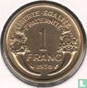 Frankrijk (France) - Frankrijk 1 franc 1939