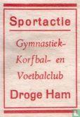 Sportactie Droge Ham - Image 1