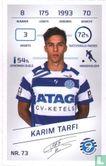 Plus - Karim Tarfi