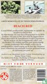 VHS video tape - Beach Red