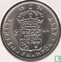 Schweden - Schweden 2 Kroner 1971