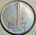 Niederlande - Niederlande 1 Cent 1977