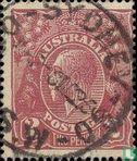 Australië [AUS] - Koning George v