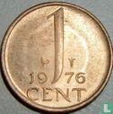 Niederlande - Niederlande 1 Cent 1976