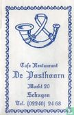 Sachet - Hotel Cafe Restaurant De Posthoorn