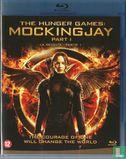 Blu-ray - Mockingjay part 1