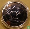 """Slovenia 3 euro 2017 (PROOF) """"100 years Declaration of May 1917"""" - Image 1"""