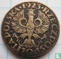 Polen - Polen 1 grosz 1923