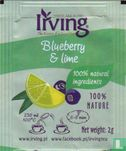 Irving [r] - Blueberry & lime