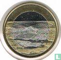 "Finland 5 euro 2018 ""Finnish national landscapes - Pallastunturi fells"" - Image 2"